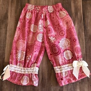 Jelly the Pug Addelyn Pants, Size 5